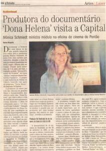 Monica em Pontão