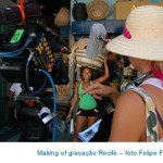 Making of gravação Recife
