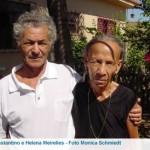 Seu Constantino e Helena Meirelles