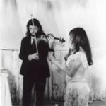 Hique Gomes e Sara Soibelman