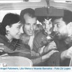 Xala Felippi, Angel Palomero, Lila Vieira e Vicente Barcelos
