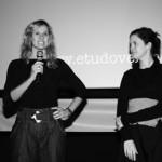 Monica Schmiedt e Virgínia Baumhardt