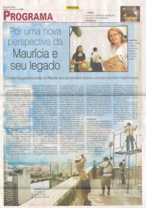 DBH_Folha de Pernambuco_18.03.09