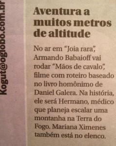O Globo 16.03.2014